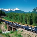 Rocky Mountaineer vía flickr